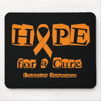 Hope for a Cure - Leukemia Mouse Pad