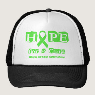 Hope for a Cure - Liver Cancer Trucker Hat