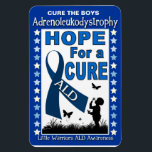 "Hope For a CURE magnet<br><div class=""desc"">Hope For a CURE magnet</div>"