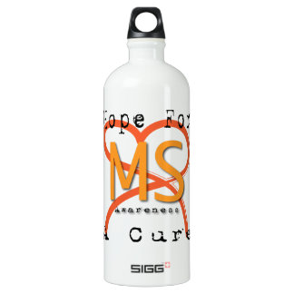 Hope For A Cure - MS Awareness SIGG Traveler 1.0L Water Bottle