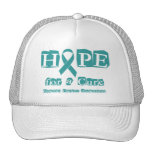 Hope for a Cure - Ovarian Cancer Mesh Hat