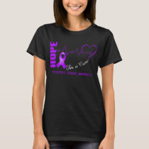 Hope For A Cure Pediatric Stroke Awareness T-Shirt