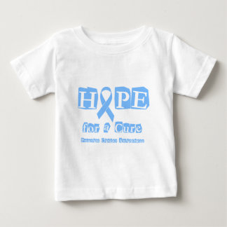 Hope for a Cure - Prostate Cancer Baby T-Shirt