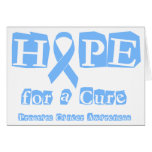 Hope for a Cure - Prostate Cancer Greeting Cards