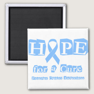 Hope for a Cure - Prostate Cancer Magnet