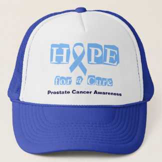 Hope for a Cure - Prostate Cancer Trucker Hat