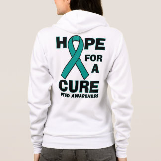 Hope For A Cure PTSD Hoodie
