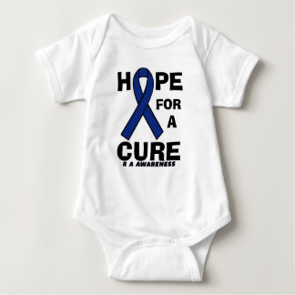 Hope For A Cure RA Baby Bodysuit