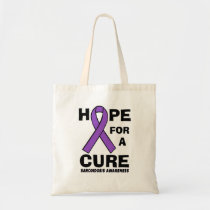 Hope For A Cure...Sarcoidosis Tote Bag
