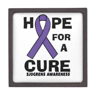 Hope For A Cure...Sjogren's Gift Box