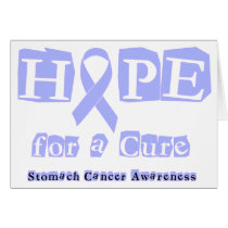 Hope for a Cure - Stomach Cancer