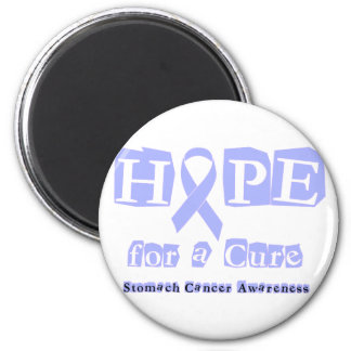 Hope for a Cure - Stomach Cancer 2 Inch Round Magnet