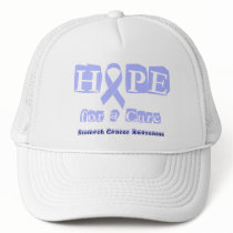 Hope for a Cure - Stomach Cancer Trucker Hat