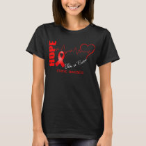 Hope For A Cure Stroke Awareness T-Shirt