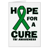 Hope For A Cure TBI