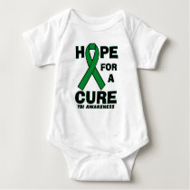 Hope For A Cure TBI Baby Bodysuit