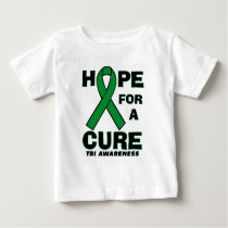 Hope For A Cure TBI Baby T-Shirt