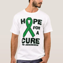 Hope For A Cure TBI T-Shirt