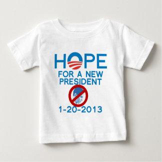 HOPE for a NEW President Shirt