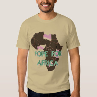 Hope for Africa T-shirt