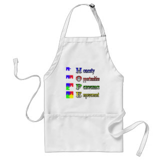Hope for Autism Adult Apron