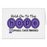 HOPE For Esophageal Cancer 6 Greeting Cards