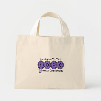 HOPE For Esophageal Cancer 6 Mini Tote Bag