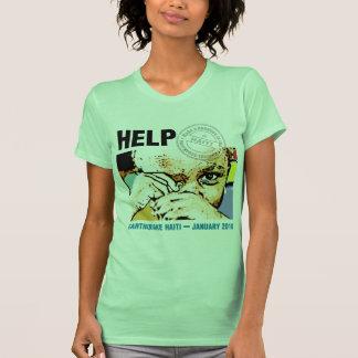 hope for haiti now shirts