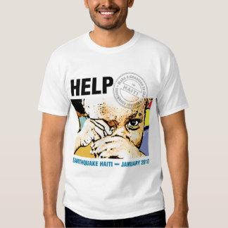 hope for haiti now T-Shirt