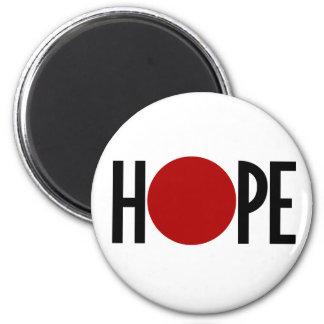 Hope for Japan Magnet