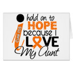 Hope For My Aunt Multiple Sclerosis MS Cards
