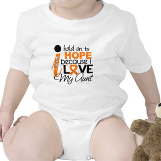 Hope For My Aunt Multiple Sclerosis MS Baby Creeper