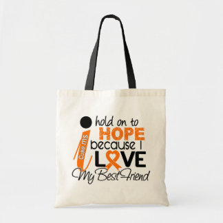 Hope For My Best Friend Multiple Sclerosis MS Bags