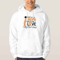 Hope For My Best Friend Multiple Sclerosis MS Hoodie