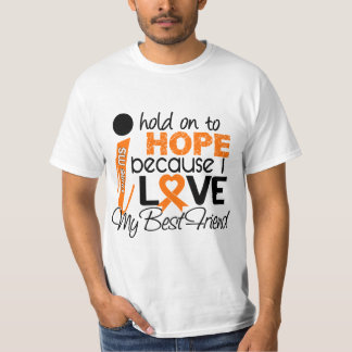 Hope For My Best Friend Multiple Sclerosis MS T-Shirt