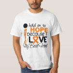 Hope For My Best Friend Multiple Sclerosis MS T-shirts