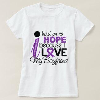 Hope For My Boyfriend Cystic Fibrosis Shirt