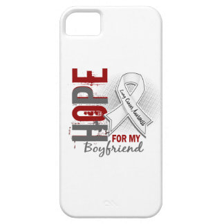 Hope For My Boyfriend Lung Cancer iPhone SE/5/5s Case
