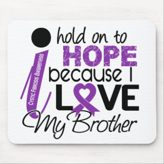 Hope For My Brother Cystic Fibrosis Mouse Pad