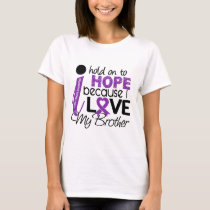 Hope For My Brother Cystic Fibrosis T-Shirt