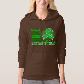 Hope For My Brother-In-Law Lymphoma Hoodie