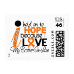 Hope For My Brother-In-Law Multiple Sclerosis MS Postage