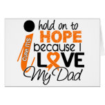 Hope For My Dad Multiple Sclerosis MS Card