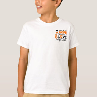 Hope For My Dad Multiple Sclerosis MS T-Shirt