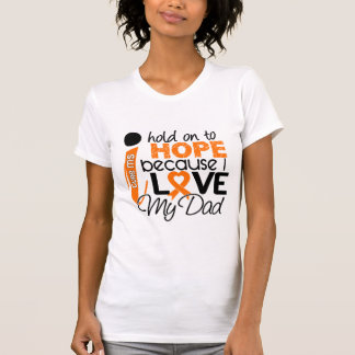 Hope For My Dad Multiple Sclerosis MS Tank Tops