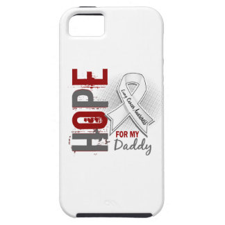 Hope For My Daddy Lung Cancer iPhone SE/5/5s Case
