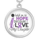 Hope For My Daughter Cystic Fibrosis Necklace