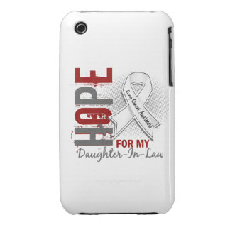 Hope For My Daughter-In-Law Lung Cancer iPhone 3 Case-Mate Case