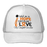 Hope For My Daughter-In-Law MS Multiple Sclerosis Trucker Hats