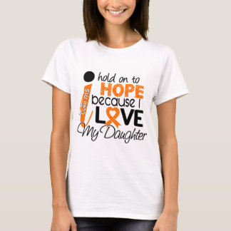 Hope For My Daughter Multiple Sclerosis MS T-Shirt